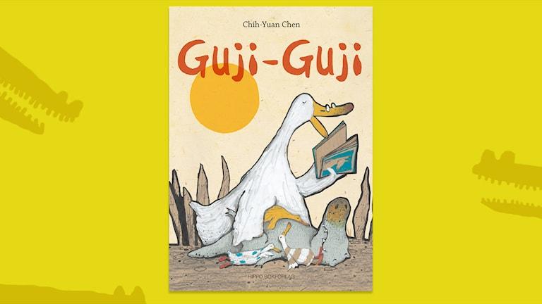 Guji Guji. Av: Chih-Yuan Chen (Hippo bokförlag)