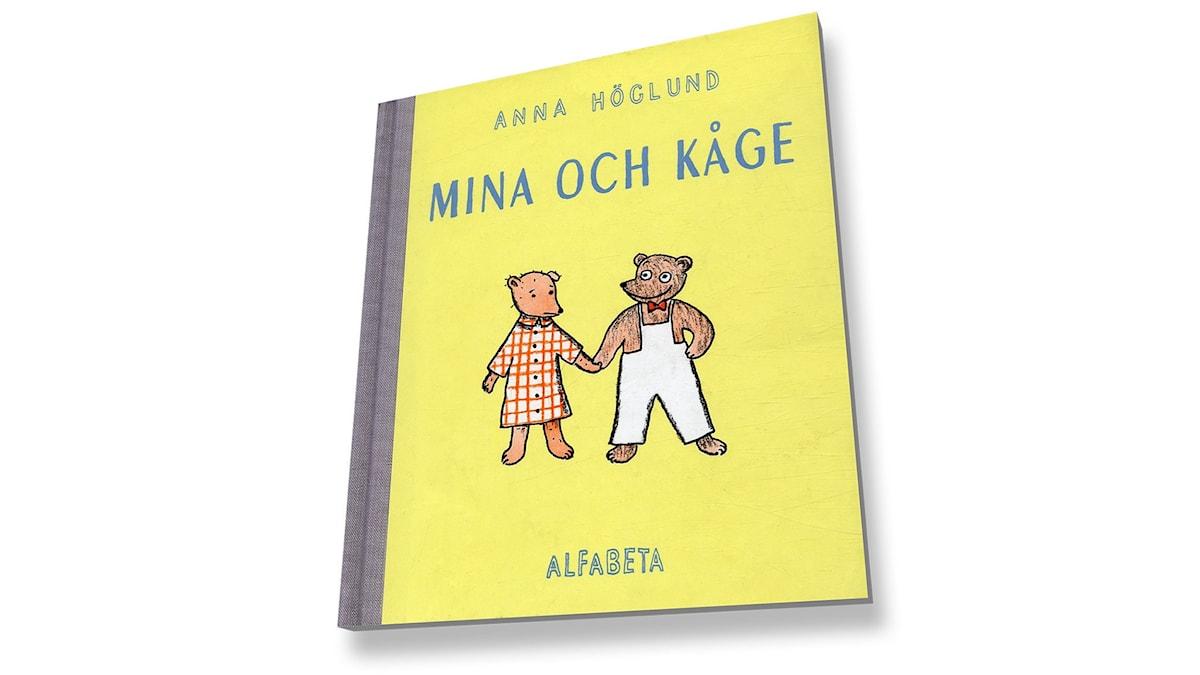 Mina och Kåge av Anna Höglund (Alfabeta)