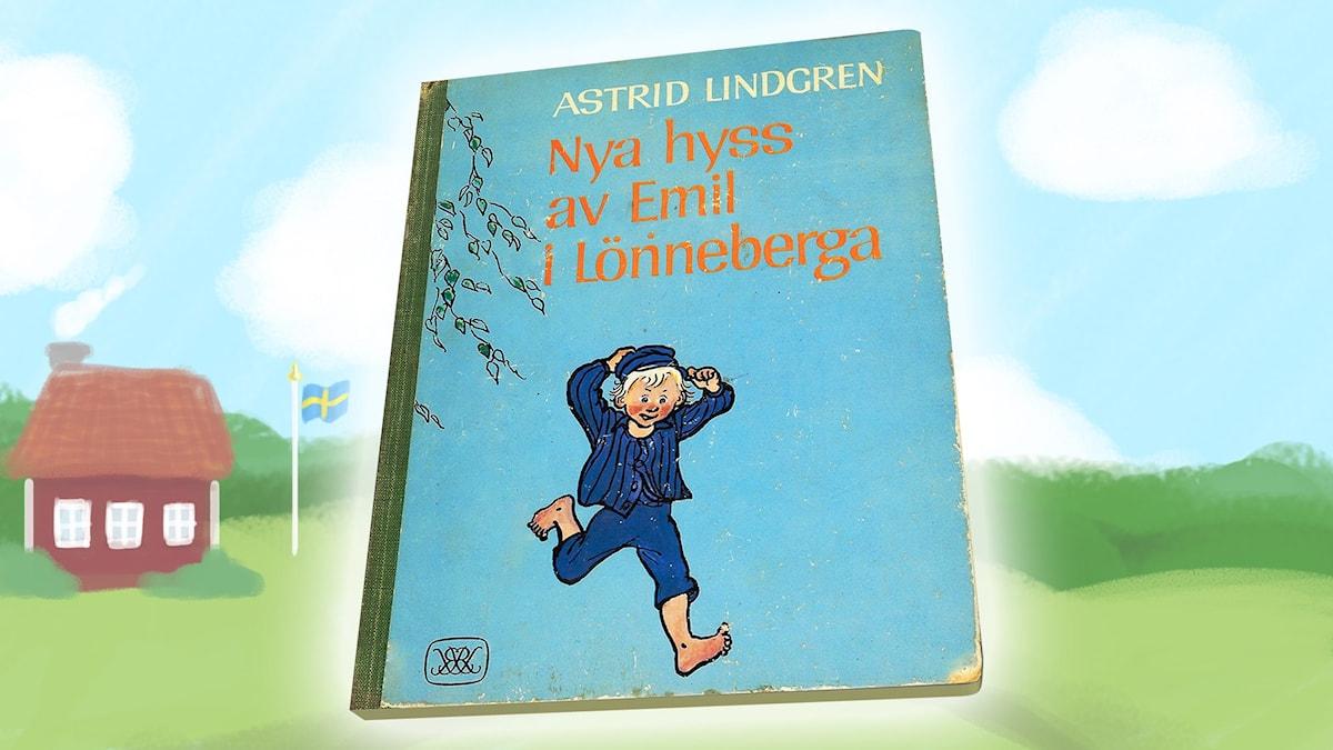 Emil i Lönneberga av Astrid Lindgren