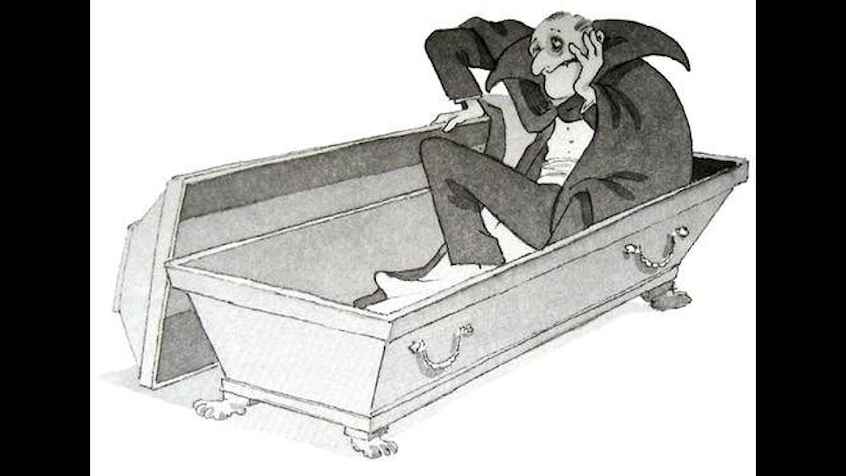 Monsterakademin del 4. Illustration: Christina Alvner