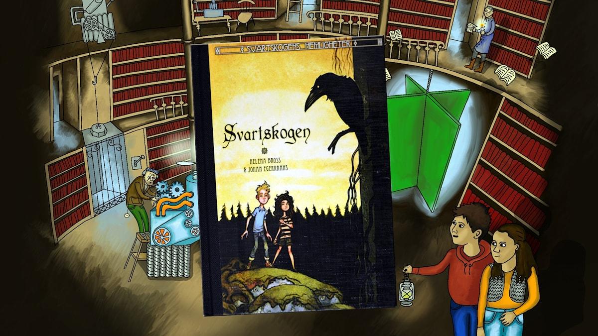 Magiska Biblioteket: Magi