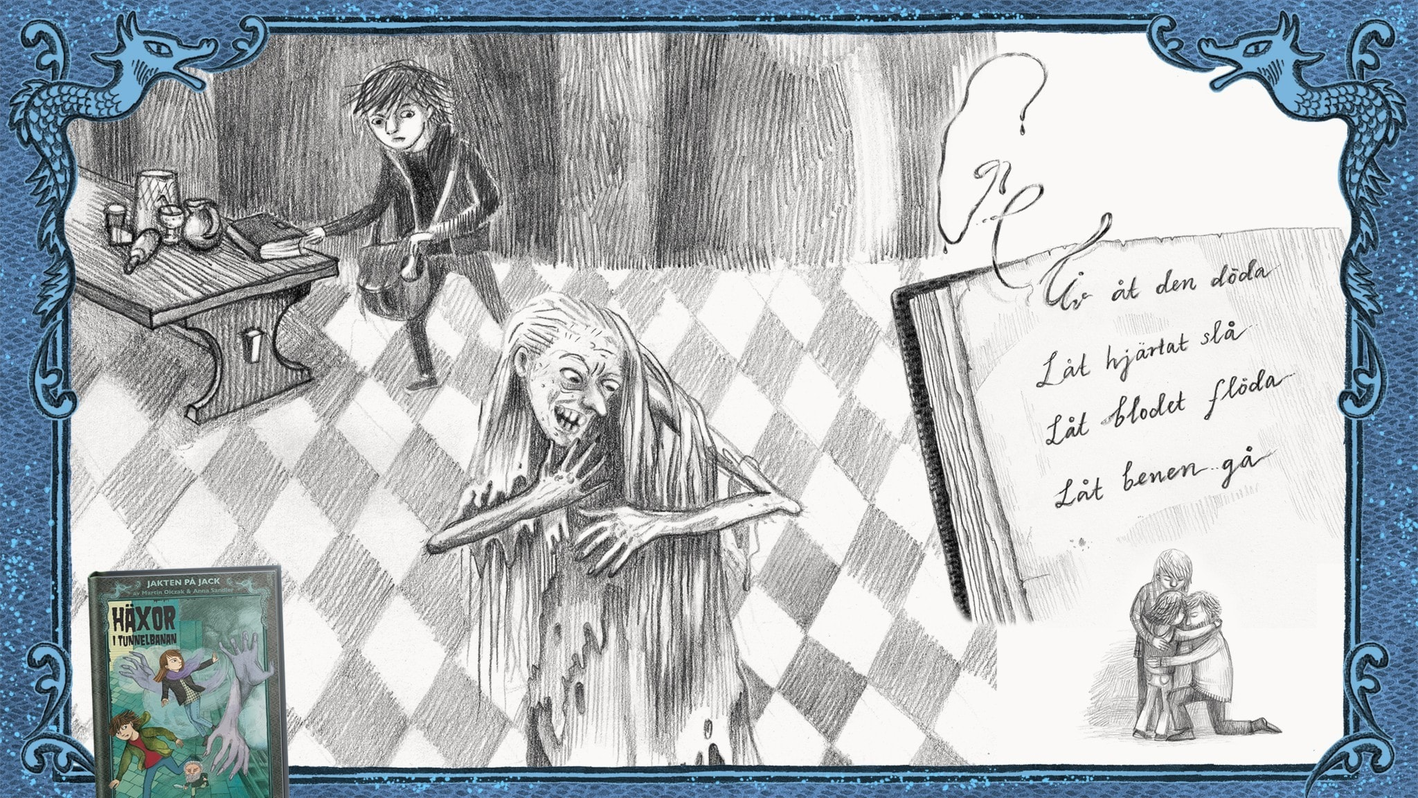 Jakten på Jack, del 21: Svart magi