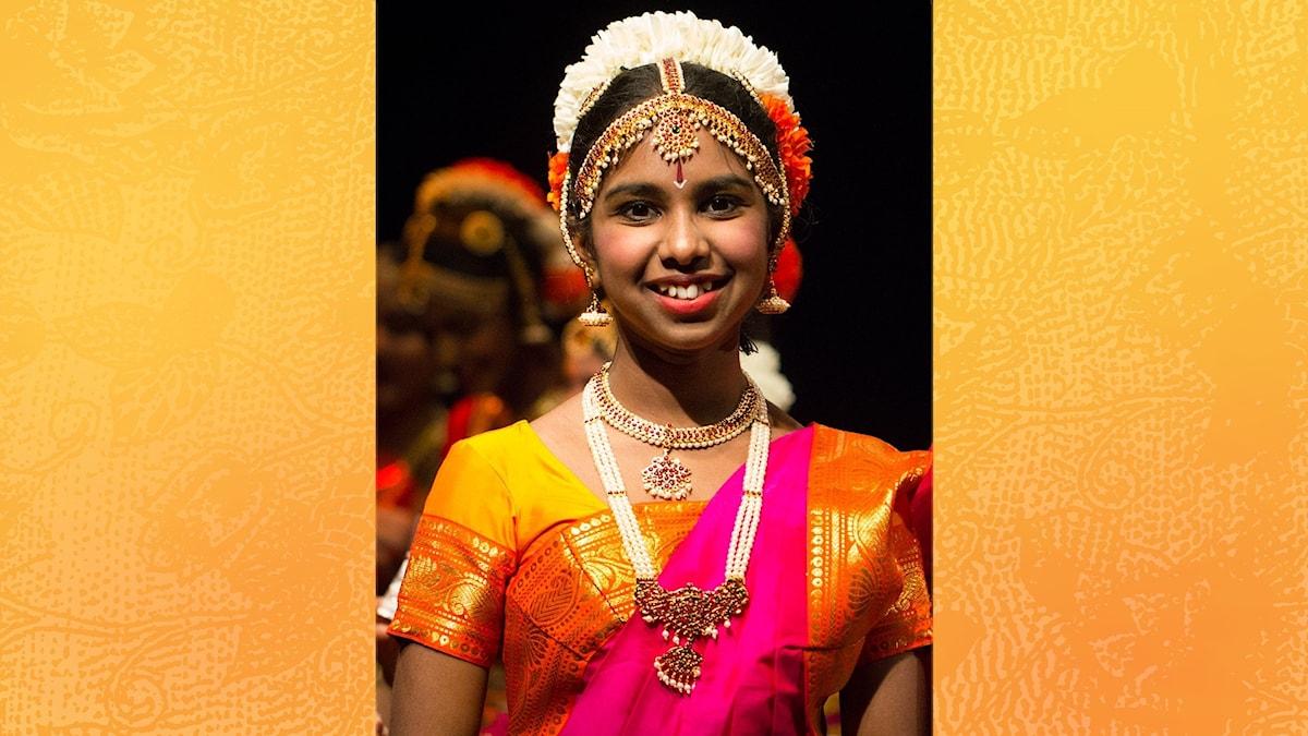 Högtider: Fira Ugadi med Laasya! Fotograf: Prakash Rajendran