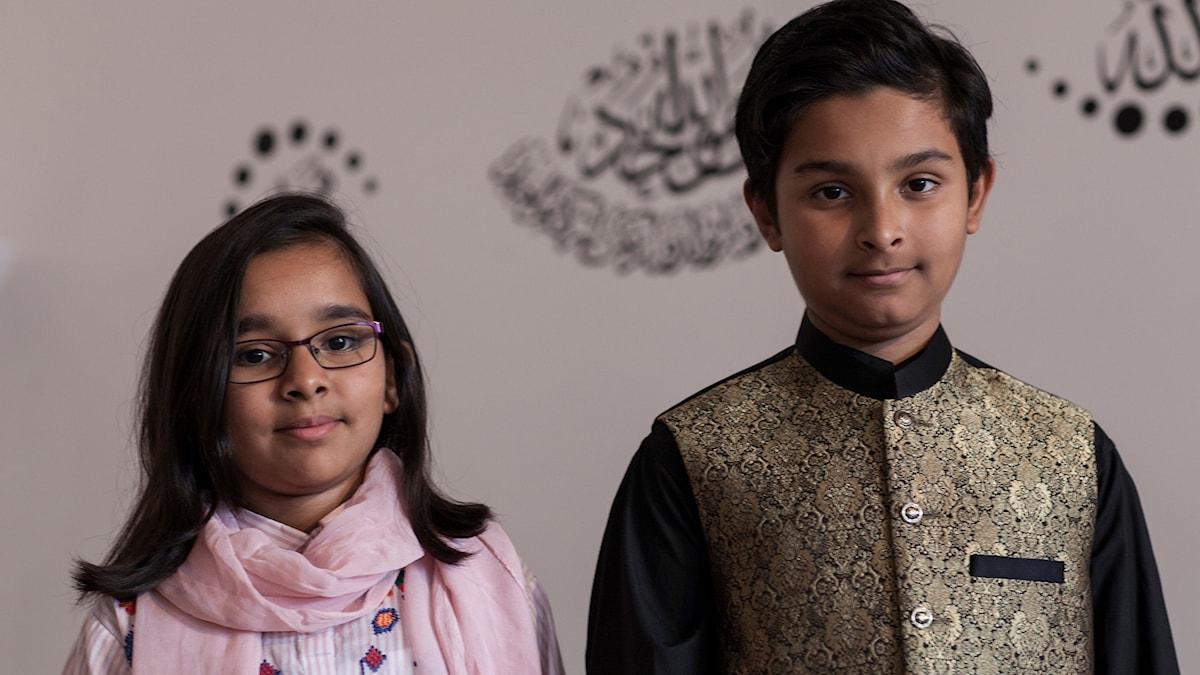 Högtider: Eid-al-fitr med Mawia,Omer och Hassan