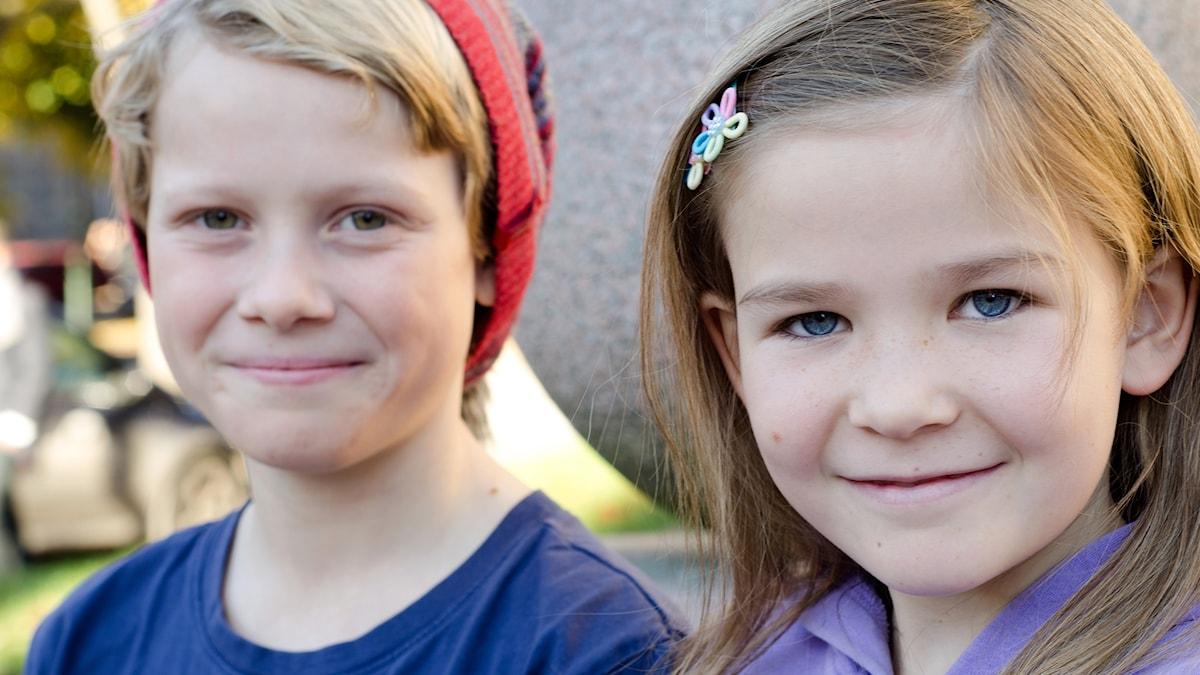 Sanningen enligt Gunnar och Molly: Benrangel-Rolf. Från UR
