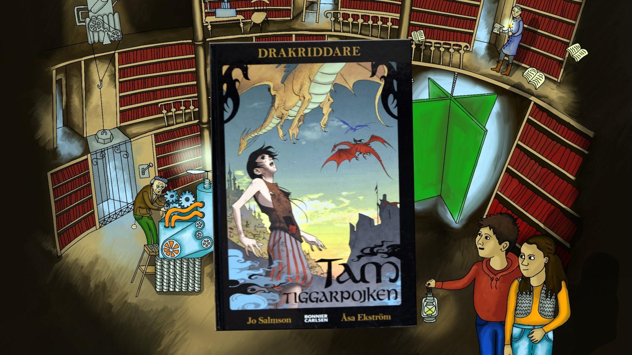 Magiska biblioteket: Fantasy Del 8 av 10