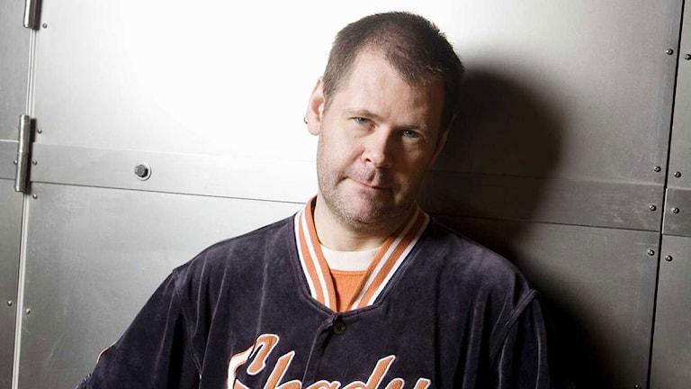 Michael Cederberg. Foto: Sveriges Radio