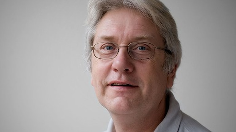 Roger Bergvik. Foto: Lennart Nilsson/Sveriges Radio