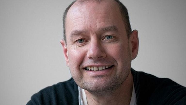 Tomas Lindberg. Foto: Lennart Nilsson/Sveriges Radio