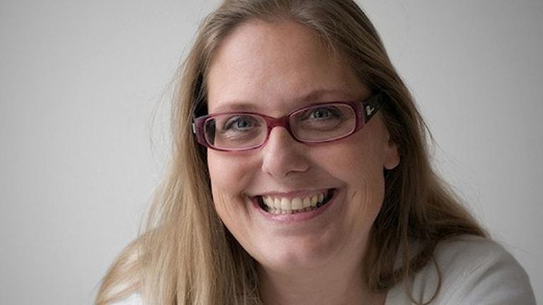 Lena Pettersson. Foto: Lena Pettersson/Sveriges Radio