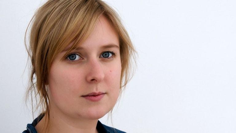 Martina Svensson. Foto: Lennart Nilsson/Sveriges Radio.