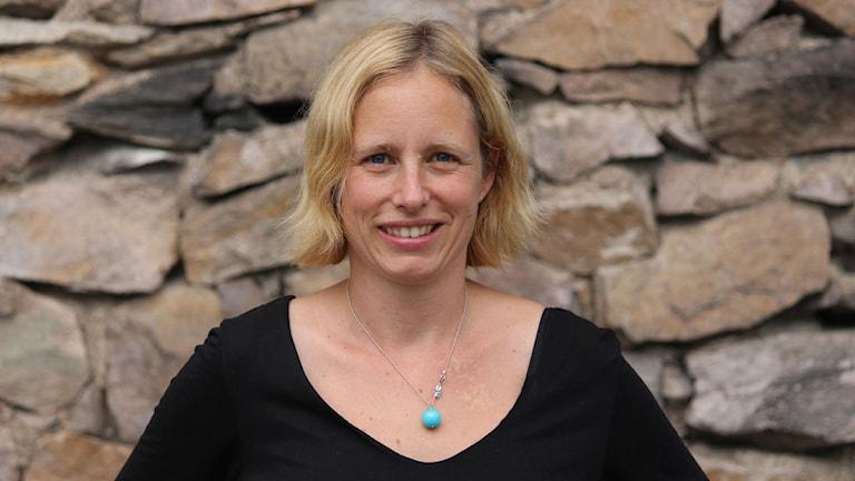 Anna Tigerström. Foto: Emma Kvennberg