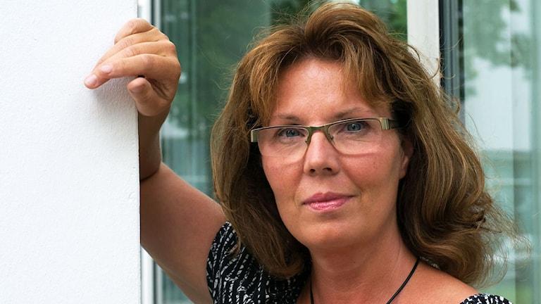 Karin Ernstsson. Foto: Lennart Nilsson / SR