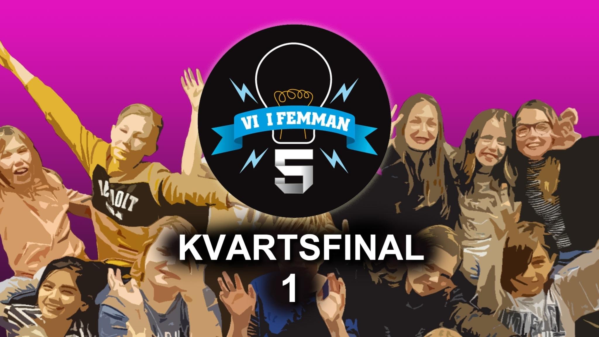Kvartsfinal 1 - avsnittsbild