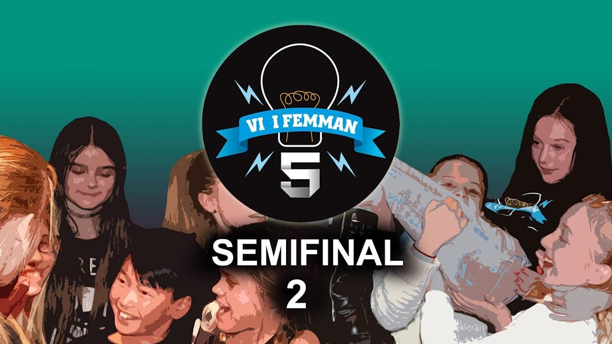 Semifinal 2 - avsnittsbild