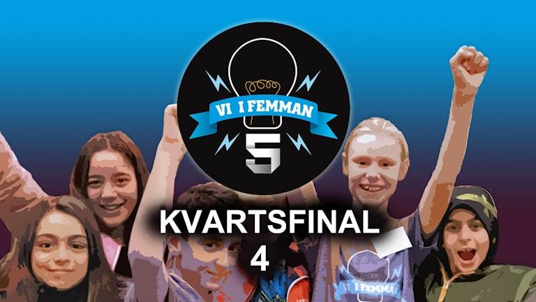 Kvartsfinal 4 - avsnittsbild