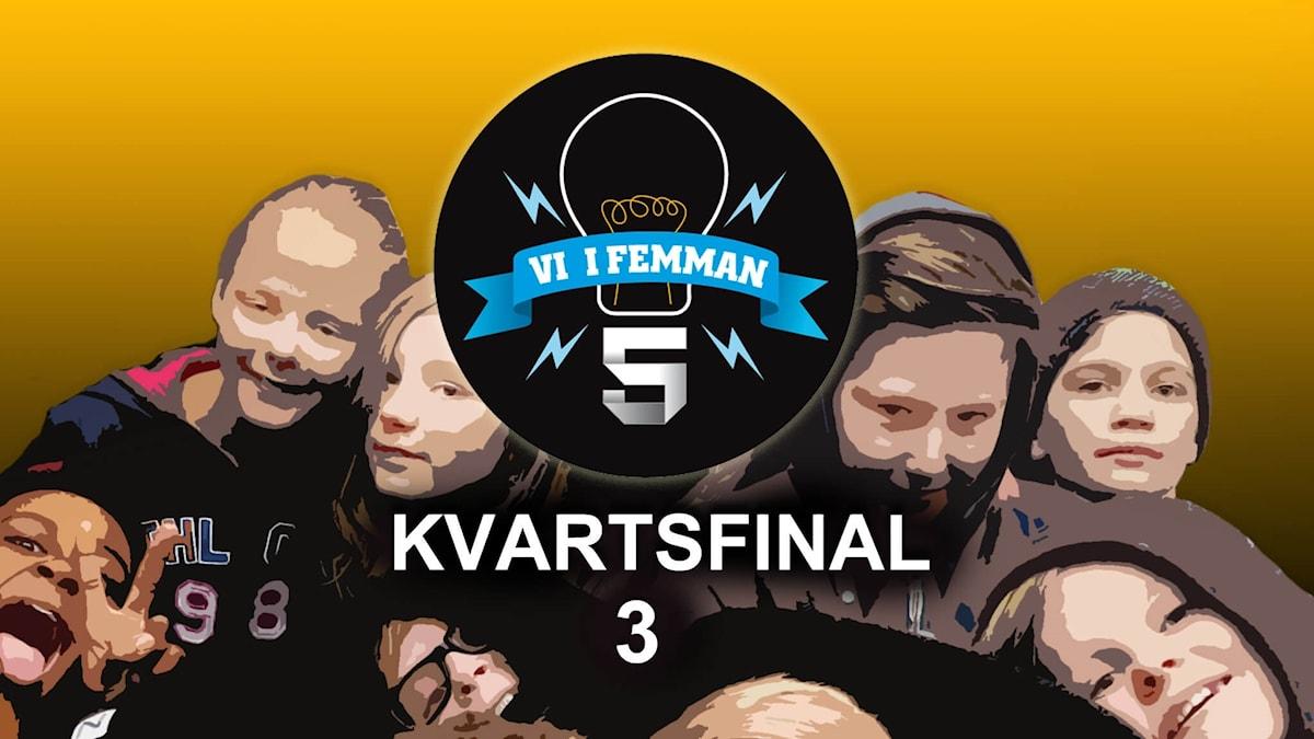 Kvartsfinal 3 - avsnittsbild