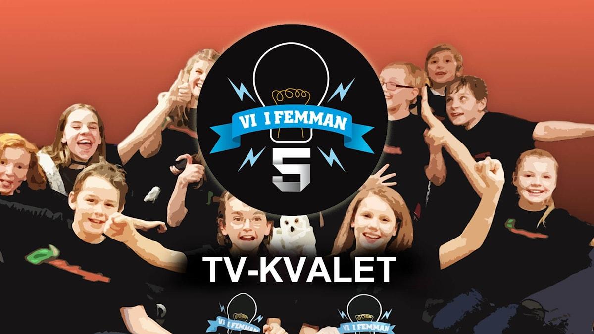 TV-kvalet av Vi i femman.