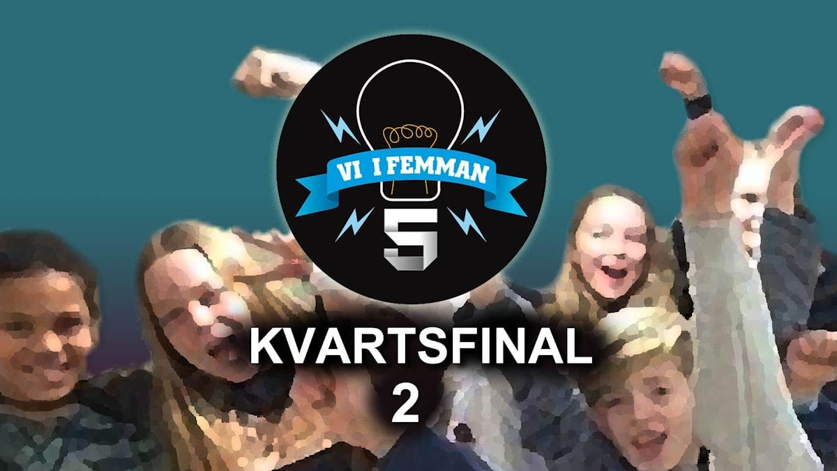 Kvartsfinal 2 - avsnittsbild