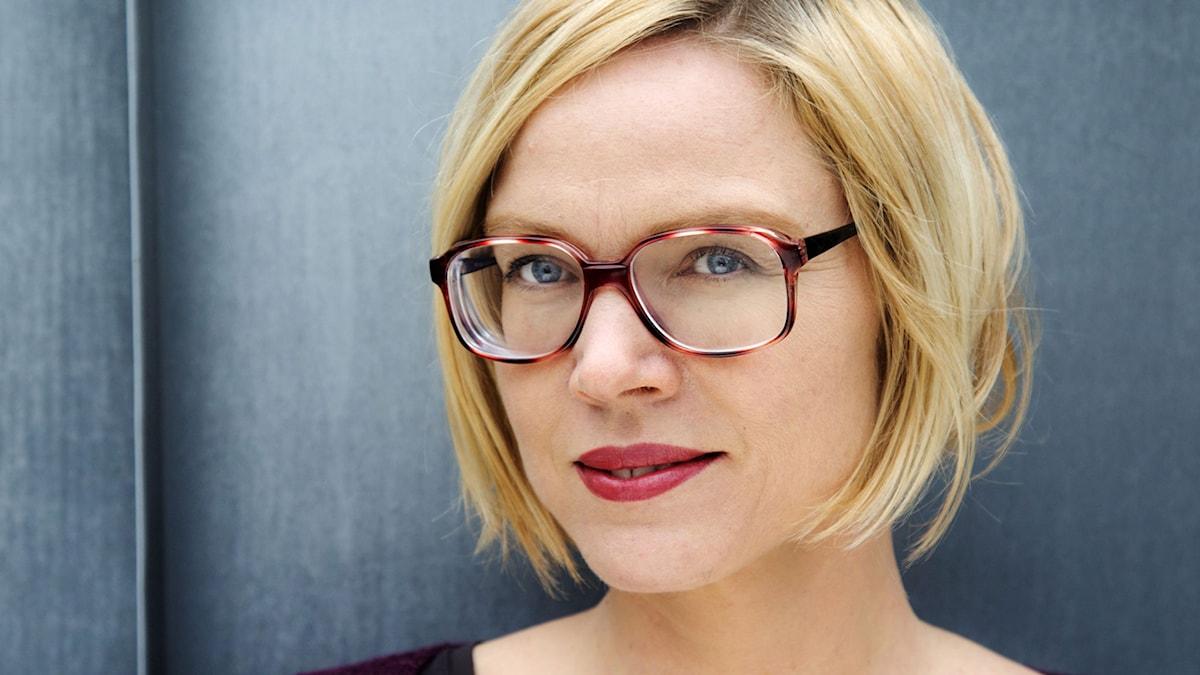Jenny Aschenbrenner. Foto: Martina Holmberg.