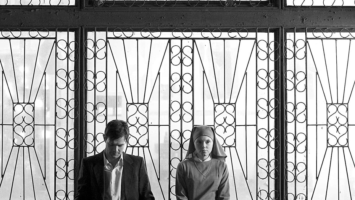 I den polska filmen Ida i regi av Pawel Pawlikowski ges både valet och ödet plats.  Foto: Folkets bio