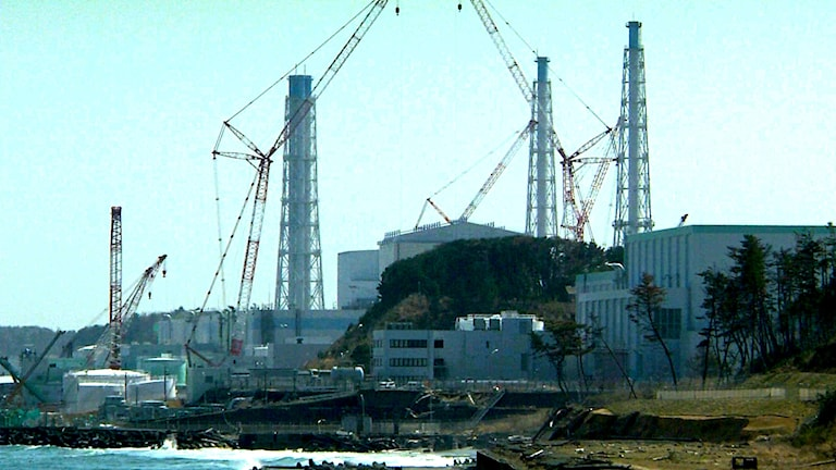 Kärnkraftverket i Fukushima i filmen Nuclear Nation 2 i regi av av Atsuhsi Funahashi.