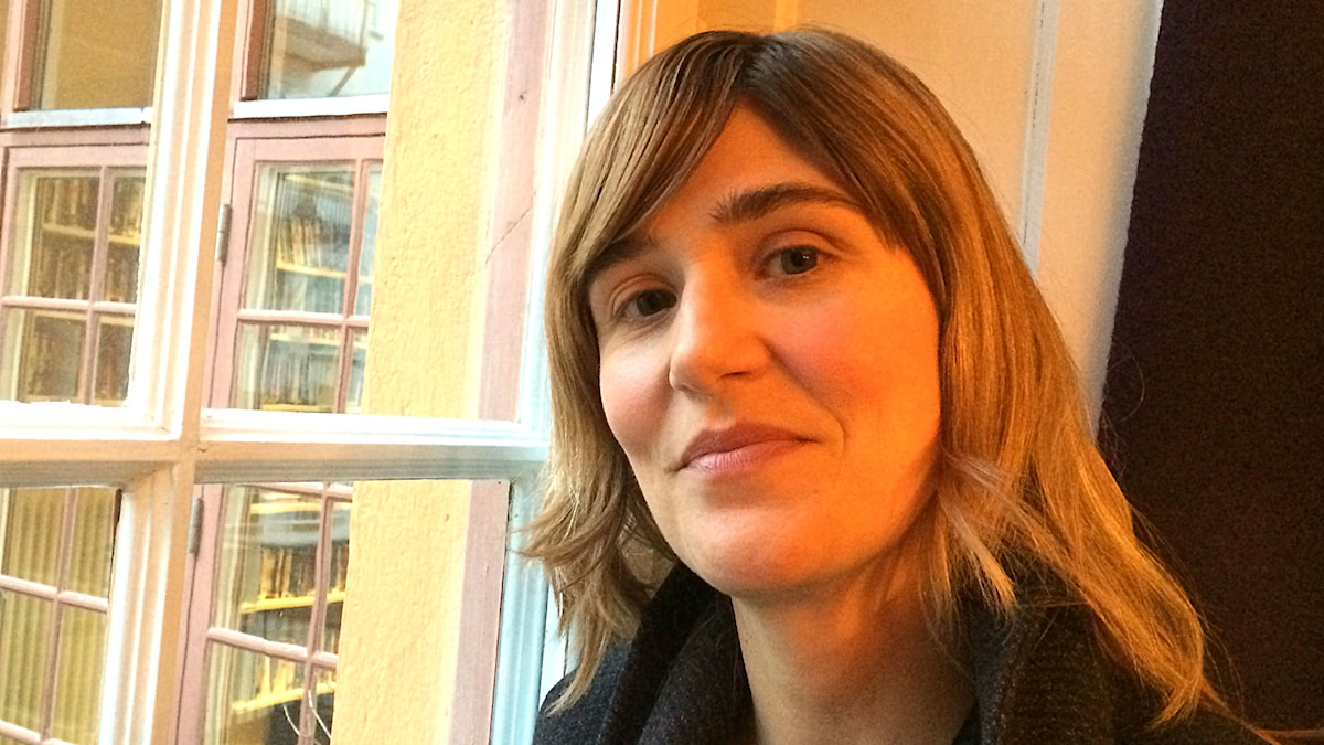 Regissören Lisa Langseth porträtteras i Kino  Foto: Mia Gerdin