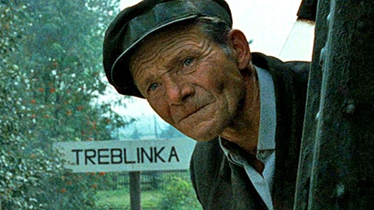 En bild ur Claude Lanzmanns dokumentär Shoah om förintelsen från 1985. Foto: Eureka Entertainment ltd