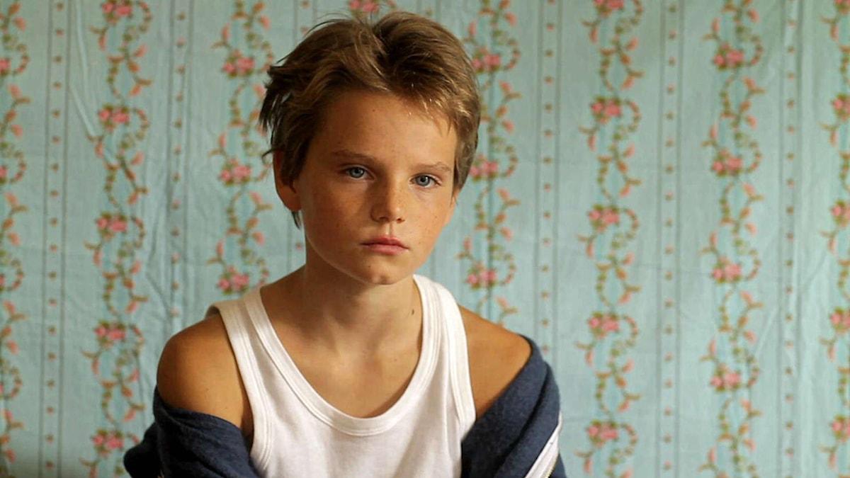 Den franska filmen Tomboy av Céline Sciamma. Zoé Heran spelar pojkflickan Laure/Michael. Foto: Folkets bio