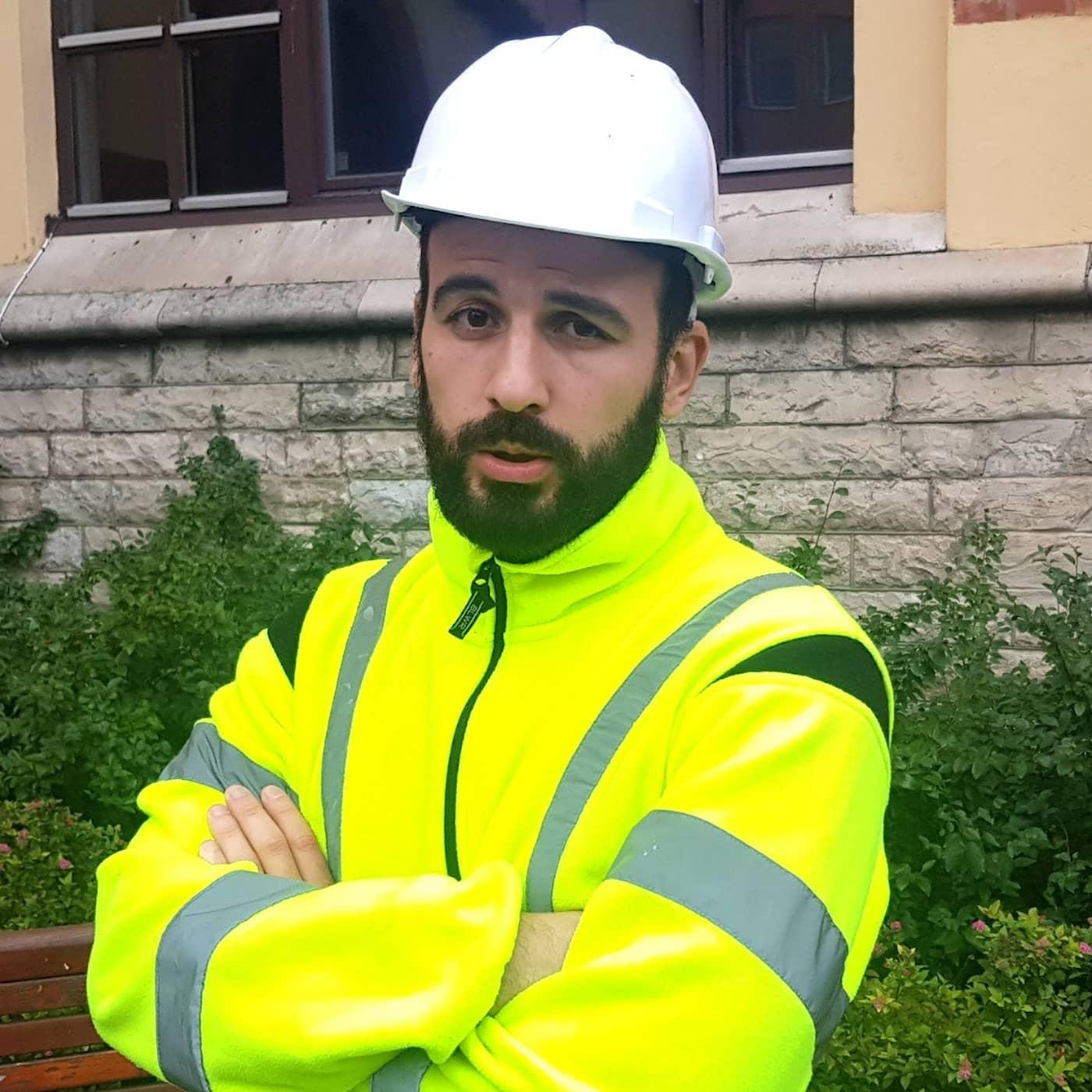 Halal Komedi: Elkraftsingenjörens revansch