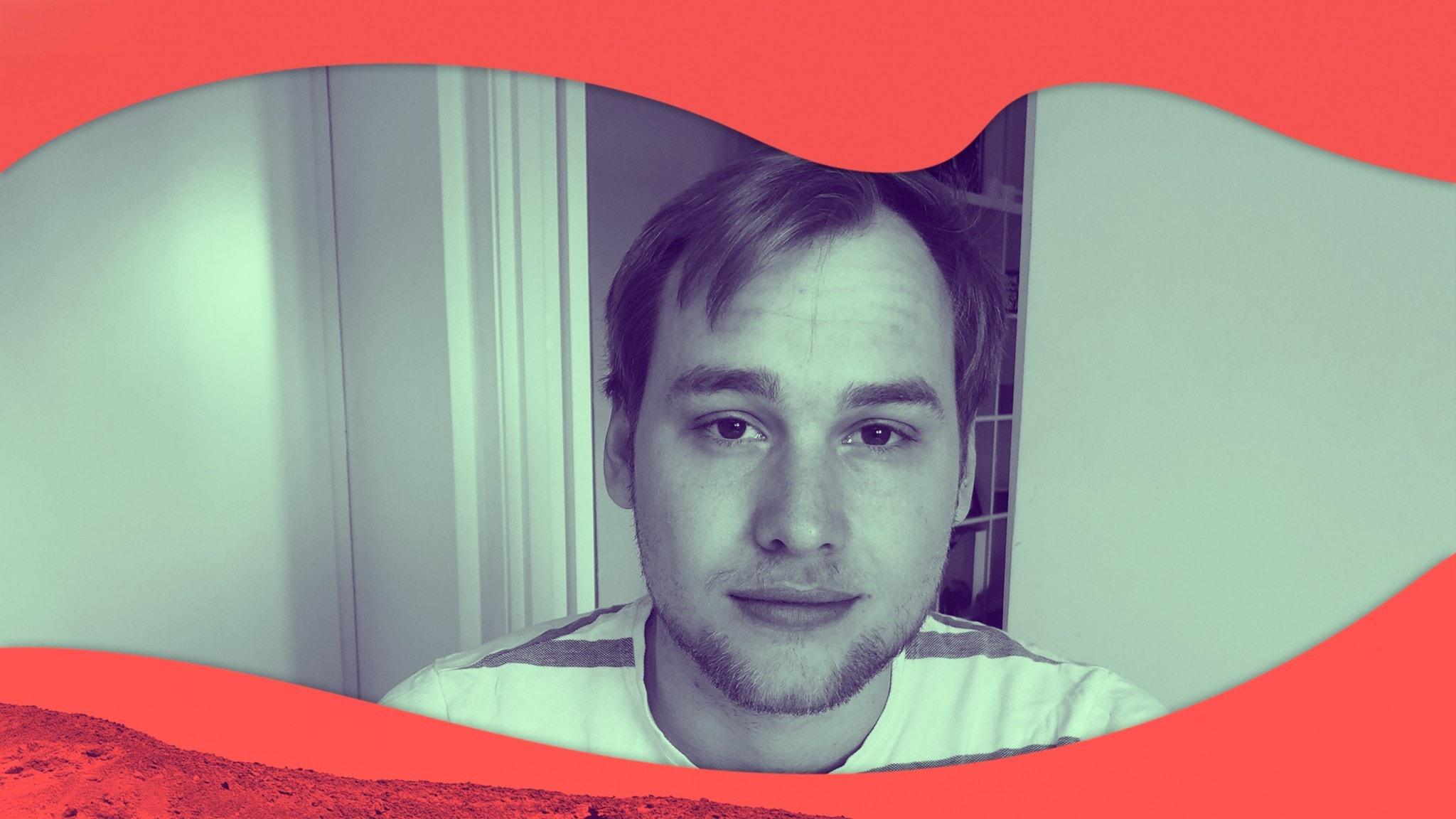 Porträttbild av Alex