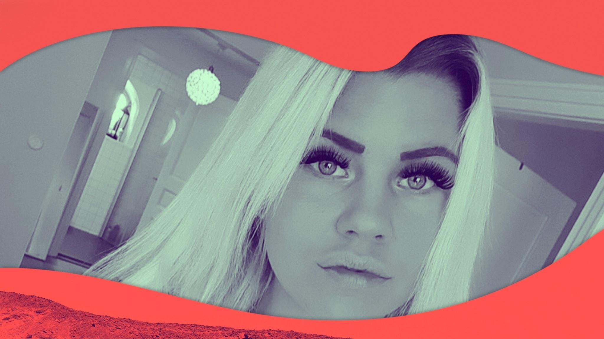 Porträttbild på Sofie
