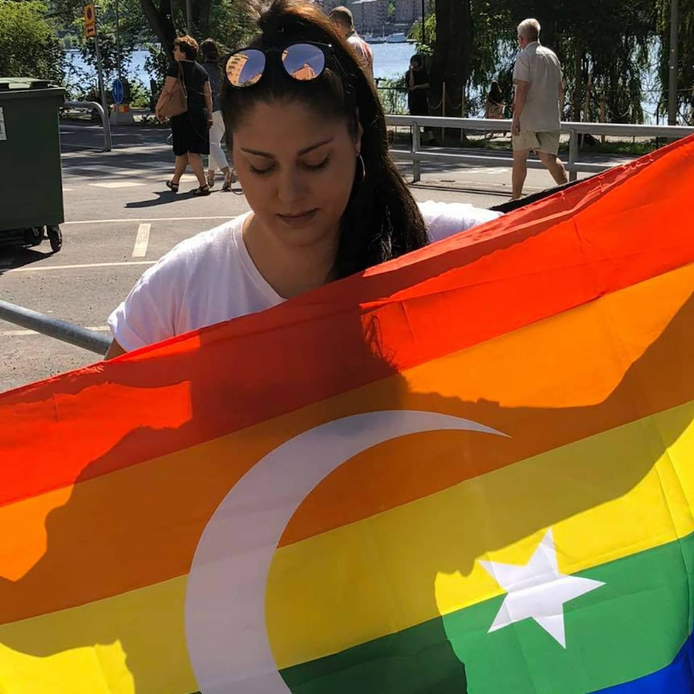 """""""Islam hjälpte mig att komma ut som gay"""""""