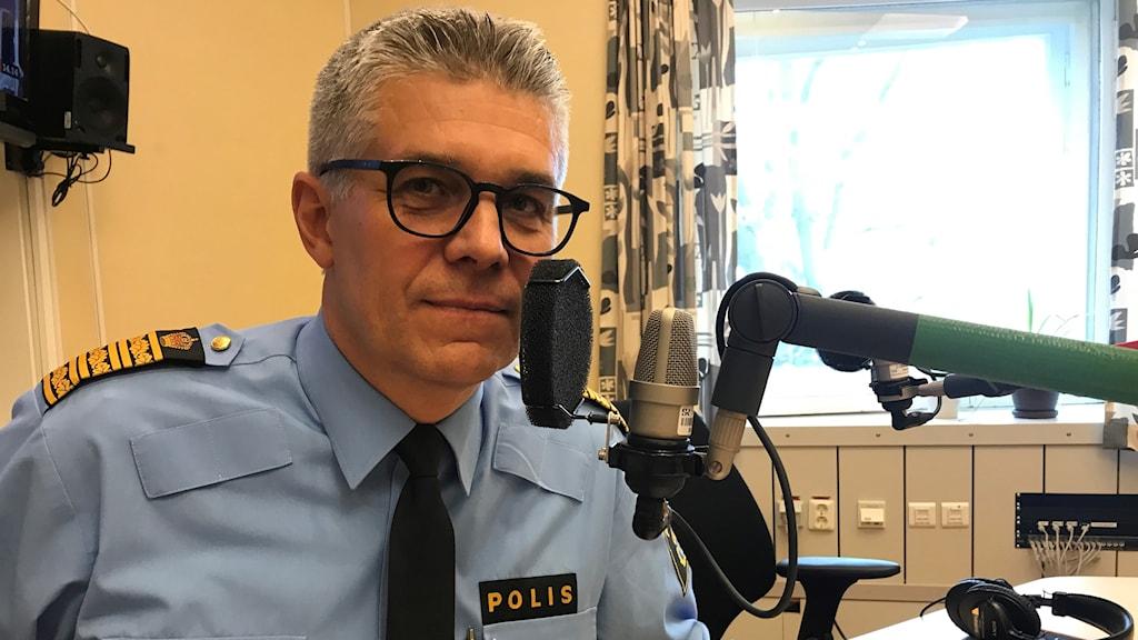 Rikspolischefen Anders Thornberg