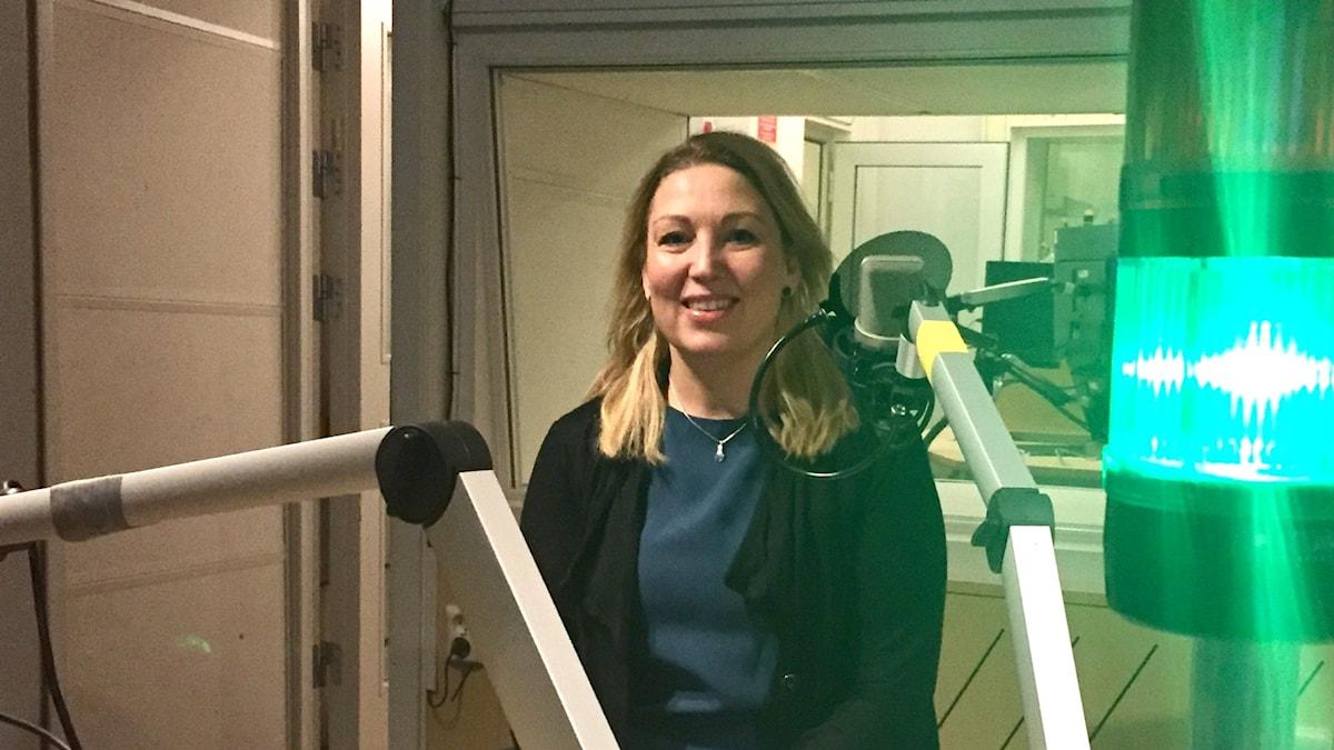 Johanna Jaara Åstrand, ordförande lärarförbundet