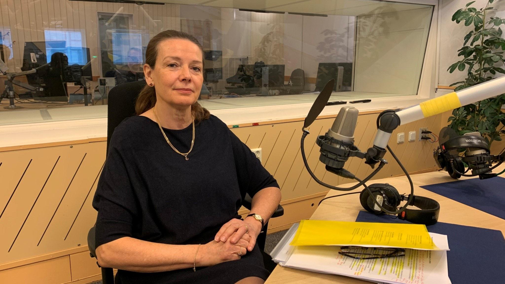 Chefsjustitieombudsman Elisabeth Rynning.
