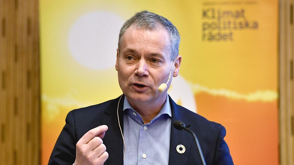 Johan Kuylenstierna, ordförande i Klimatpolitiska rådet
