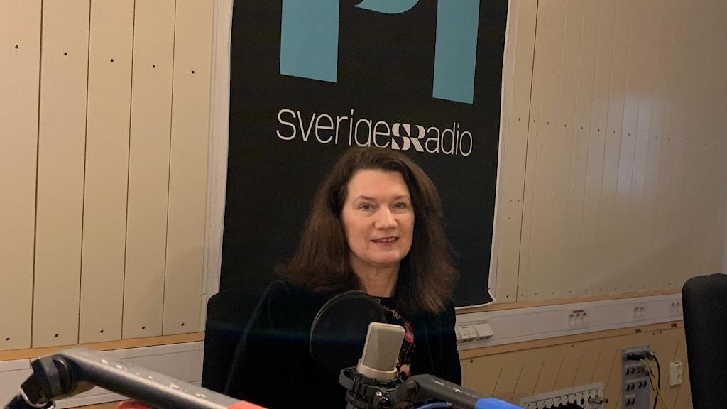 Utrikesminister Ann Linde (s) gästar Ekots lördagsintervju.