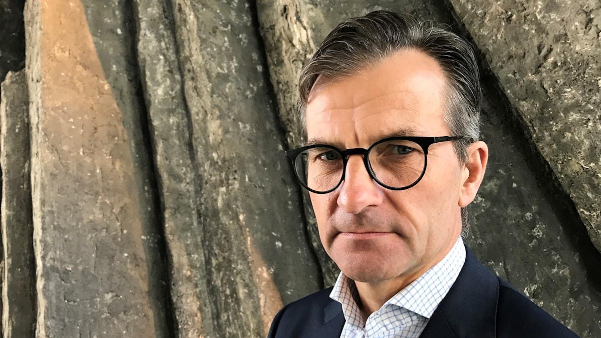 Erik Thedéen, generaldirektör på Finansinspektionen