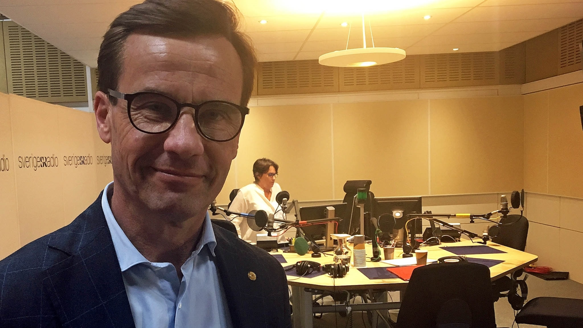 Ulf Kristersson (M) - Sveriges näste statsminister? - spela