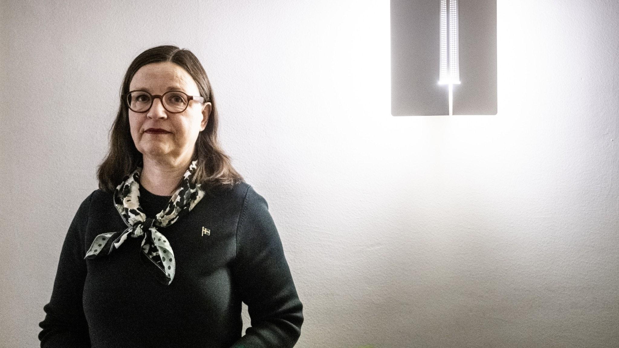 Hur ska eleverna klara pandemin, utbildningsminister Anna Ekström (S)?