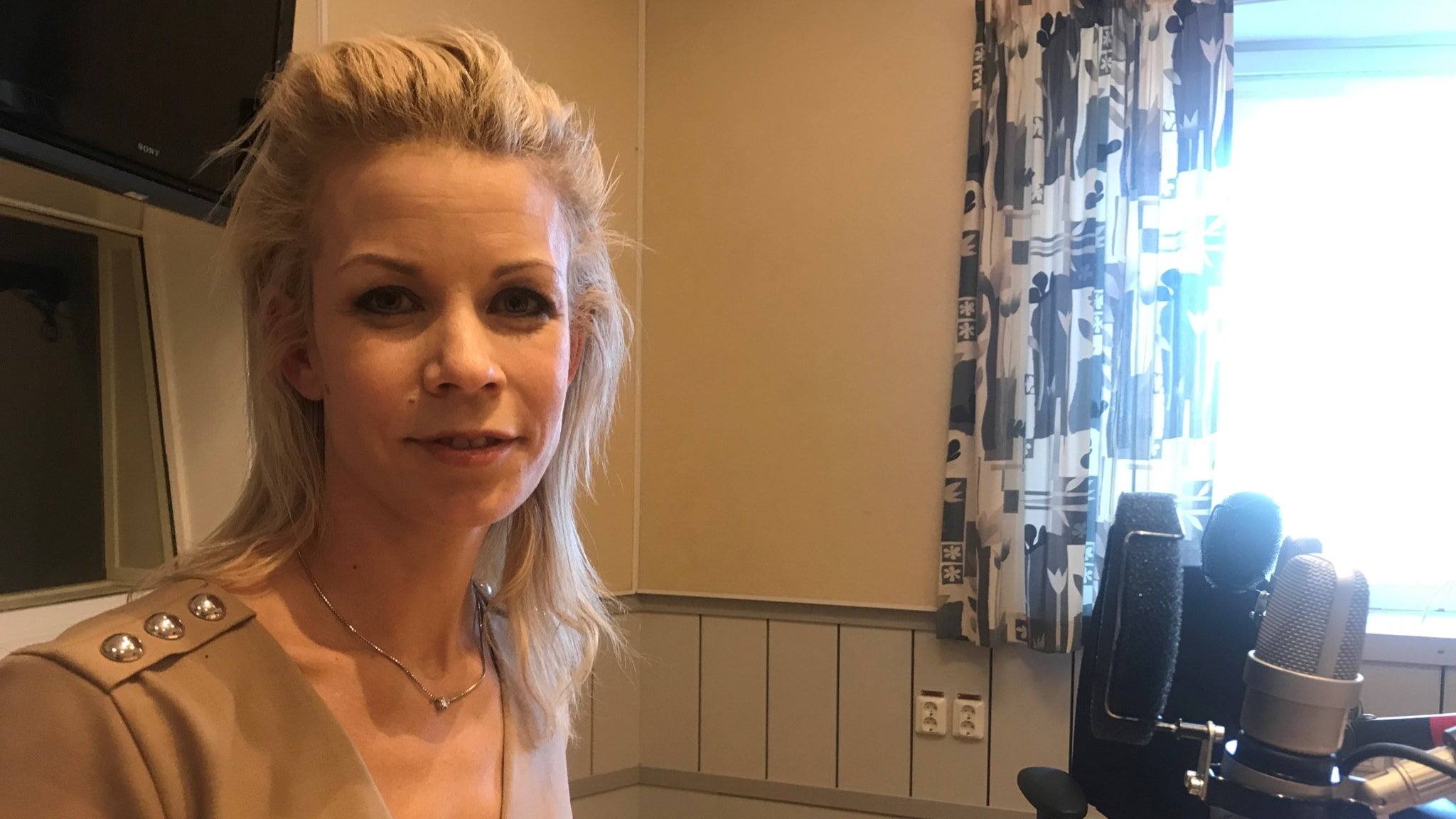 Ekots Lordagsintervju Med Anna Konig Jerlmyr M 30 Mars 2019 Kl 12 55 Ekots Lordagsintervju Sveriges Radio