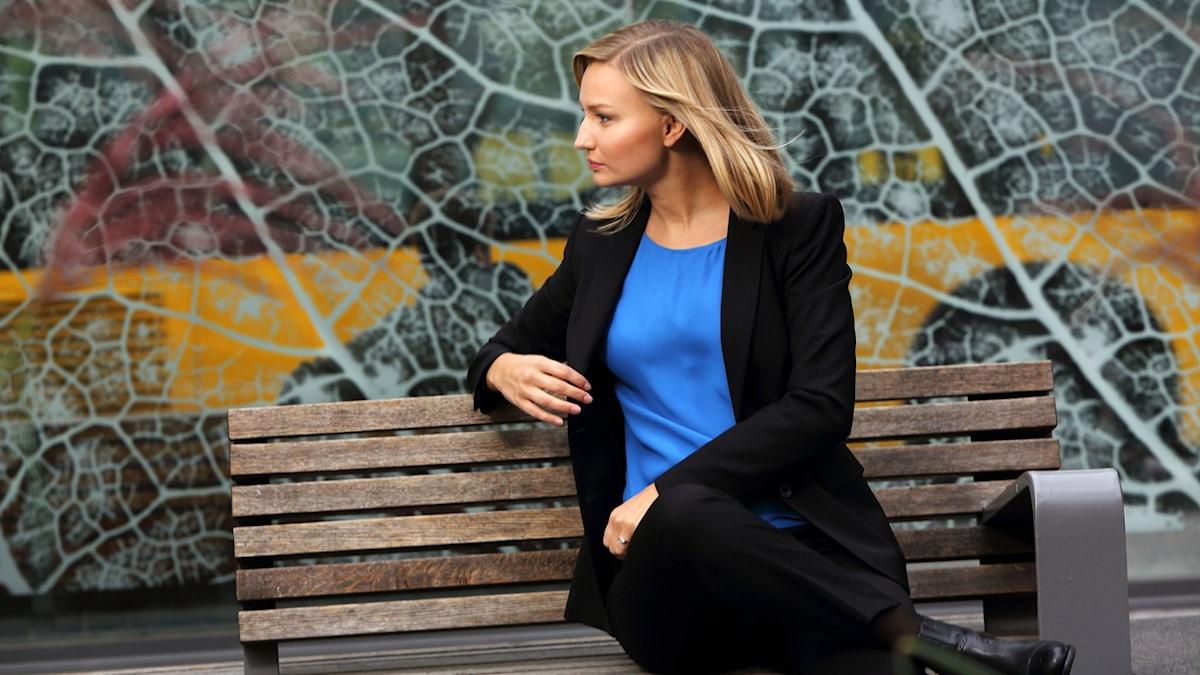 Ebba Busch Thor. Foto: Kristdemokraterna.