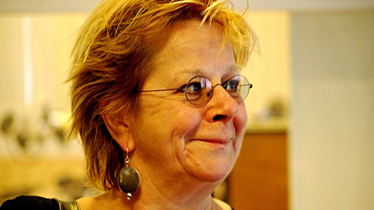 Arbetsmarknadsjournalist Anna Danielsson Öberg