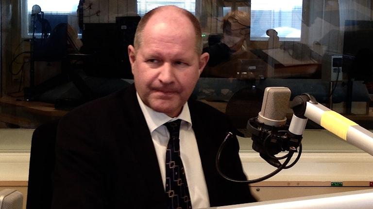 Rikspolischef Dan Eliasson