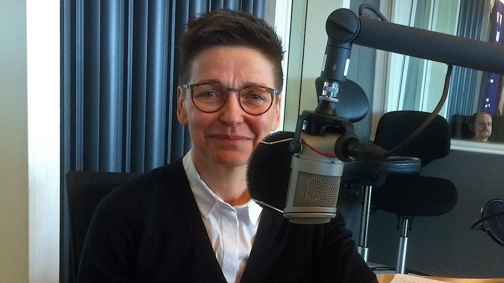 Ann-Sofie Hermansson, kommunalråd i Göteborg