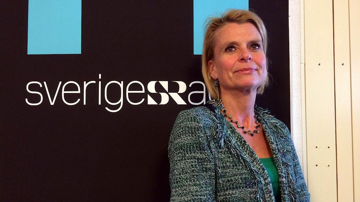 Åsa Regnér Socialdemokraternas handskakning och jämställdhet