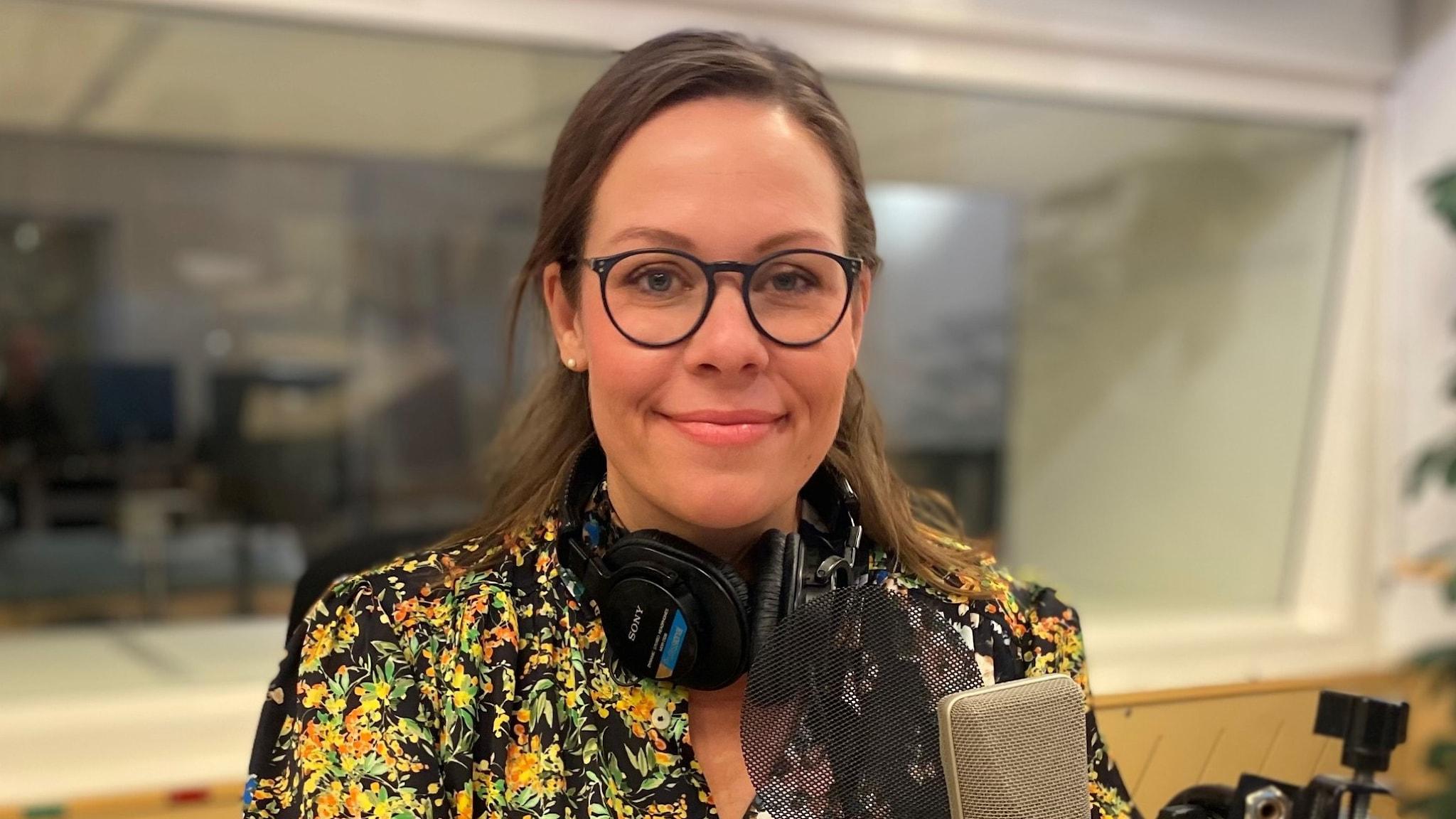 Maria Malmer Stenergard är Moderaternas migrationspolitiska talesperson.