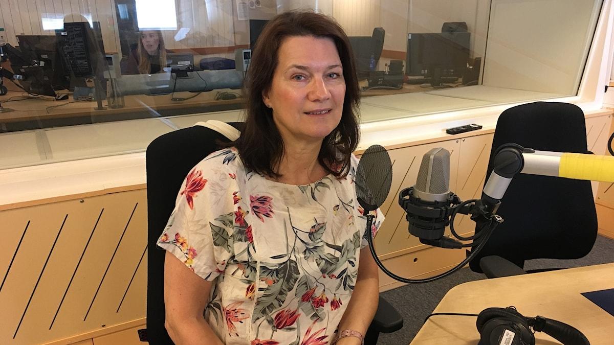 Ann Linde, Eu- och handelsminister
