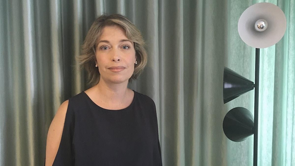 Ekots lördagsintervju med socialminister Annika Strandhäll (S).